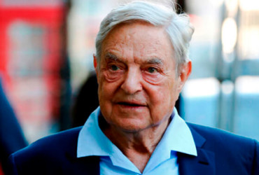 George Soros predicts Trump's collapse