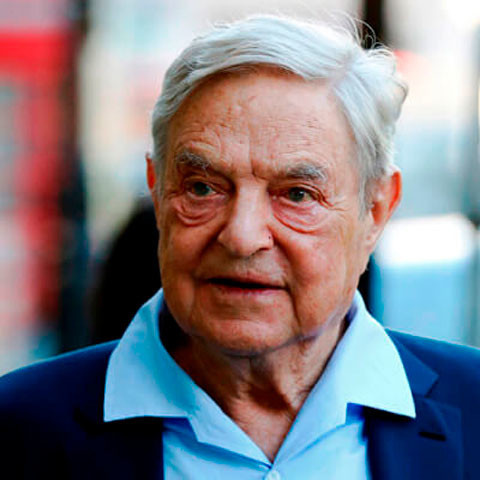 George Soros predicts Trump's collapse